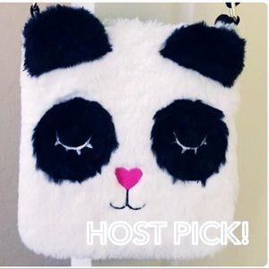 🆕 RESTOCKED! 🐼Betsey Johnson Panda Bear Bag🐼